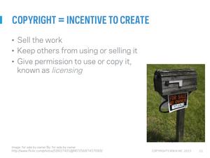 Copyright webinar Slide12