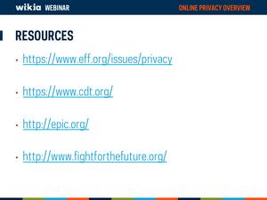 Online Privacy Webinar Slide29
