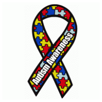 File:Autism awareness ribbon.png