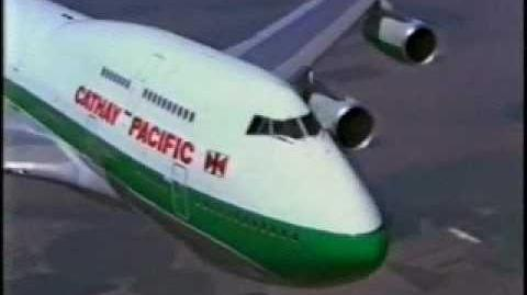 Cathay Pacific Ad (1992)-1