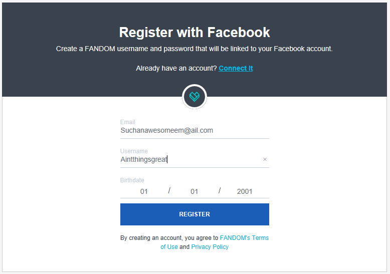 4cdf440029 Help Connecting social accounts
