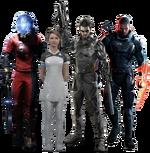 Yu Kara Jensen Shepard Sci-Fi-Footer