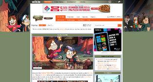 GravityFallsWiki-screenshot
