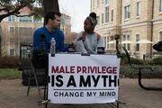 Male priviledge