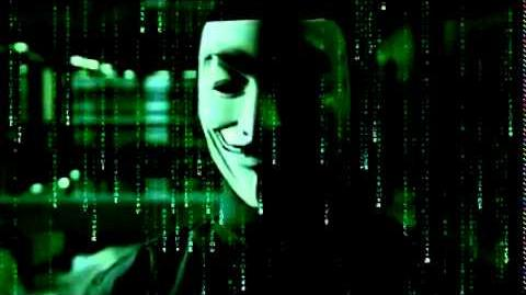 Anonymous - Who we are, Who we aren't