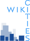 Wikicities sign logo