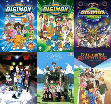 Digimon Adventure Series