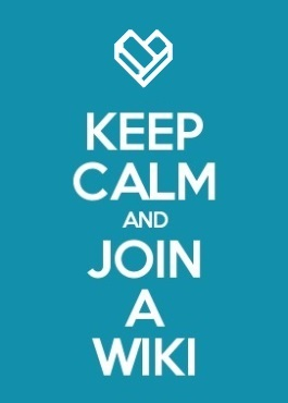 Keep Calm and Join a Wiki 1