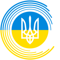 Logo of the National Council of Ukraine on Television and Radio Broadcasting