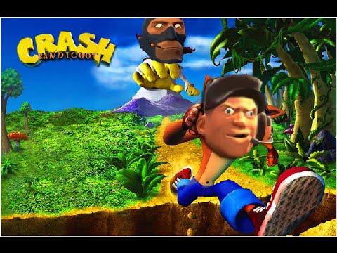 Heavy Plays Crash Bandicoot