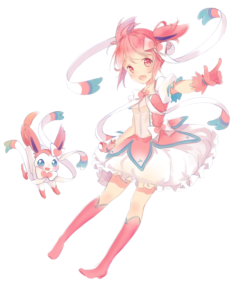 Image Pokemon Sylveon Render By Lraskie D6xzmsm Png Community