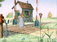Railroad Crossing on Angelina Ballerina02