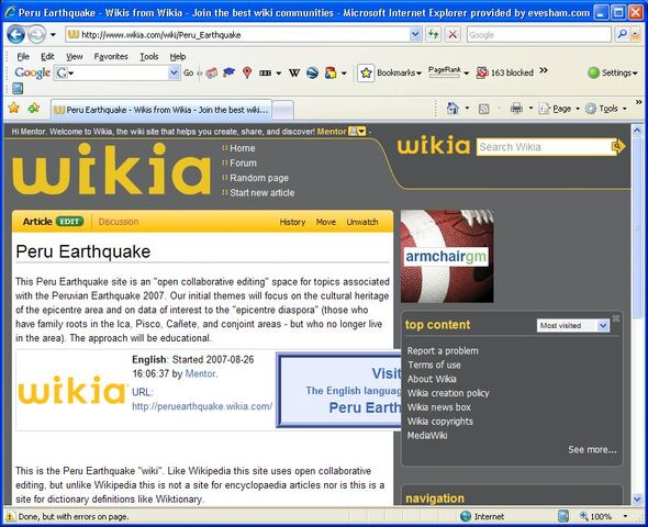 File:Screenshot peru earthquake page.JPG
