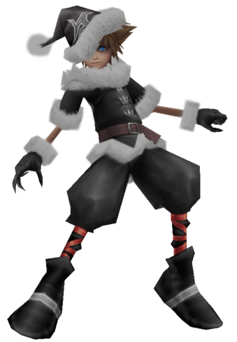File:Sora Christmas Town Final Form KHII KHIIFM.png