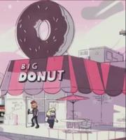 Steven Universe- Big Donut