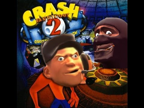 Heavy Plays Crash Bandicoot 2