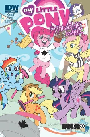 File:MLP IDW Issue -1 Fan Expo Canada cover.jpg