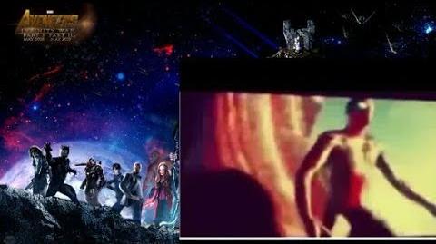 Avengers- Infinity war trailer