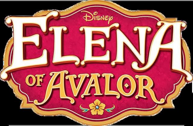 File:Disney-Princess-Elena-of-Avalor-Logo.png