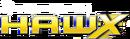 HAWX logo