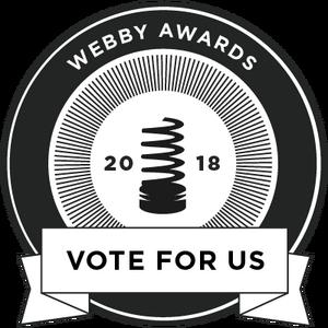 Webby Awards Vote For Us
