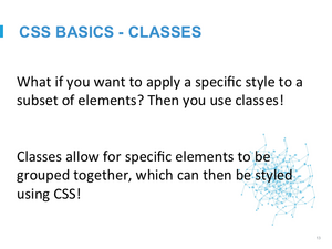 Intro to CSS Slide14