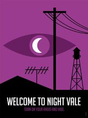 Weclome to night vale