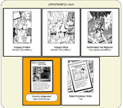 Card gallery temp