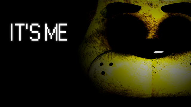 File:Five nights at freddy s golden freddy by ayaxz majora-d87vbep.png