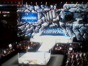 Smackdown fist arena