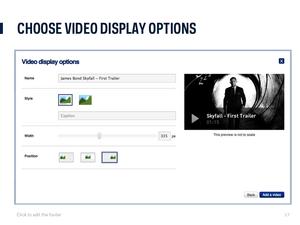 Video webinar Slide18