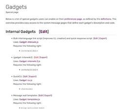 Gadgets-special