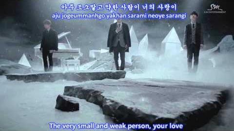 EXO Miracles In December MV Eng Sub + Romanization + Hangul HD