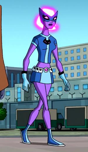 Gwen-Annodite Form, Ben 10 Omniverse