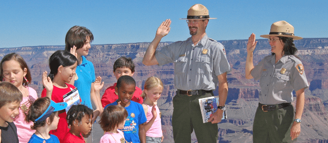 Rangers At Grand Canyon 640×280