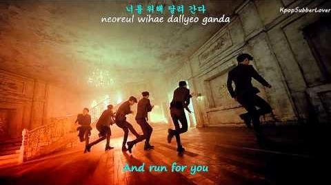 VIXX - Voodoo Doll (저주인형) MV Eng Sub+Romanization+Hangul HD