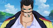 Raptor D. Baron Anime Infobox