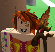 QueenOfTheTreeLands Face Roblox TreeLands NewFissy
