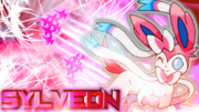 Wallextremespeed art 3 sylveon free wallpaper by mienshanes-d5w2rtf