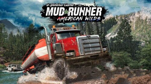 Spintires Mudrunner American Wilds cover image