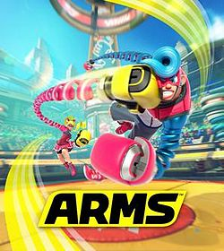 Arms Worldwide Box art