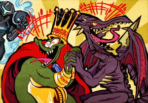 Ridley and k rool
