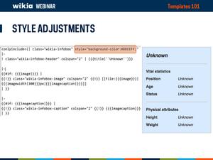 Templates Webinar April 2013 Slide29