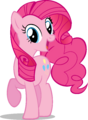 1117743 safe solo pinkie pie rarity cute vector simple background edit transparent background alternate hairstyle.png