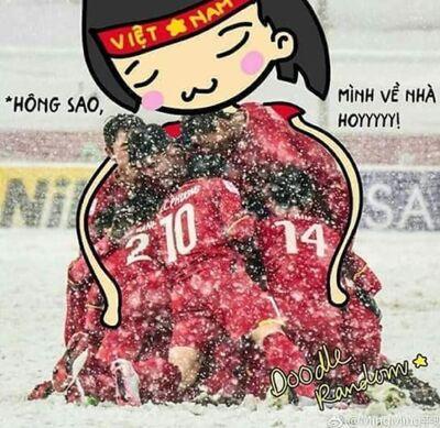 U23 Vietnam to the Asian Cup final