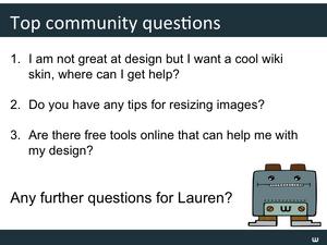 Design & Promotion Tips Slide16