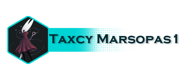 Taxcy Marsopas-badge