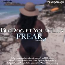 Freak 2 Cover