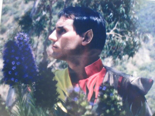 File:Mark Gonzaga - VULCAN NOBLE DELEGATE - Star Trek 6.JPG