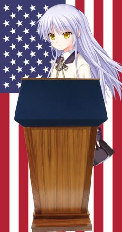 File:Kanade Tachibana for President.png